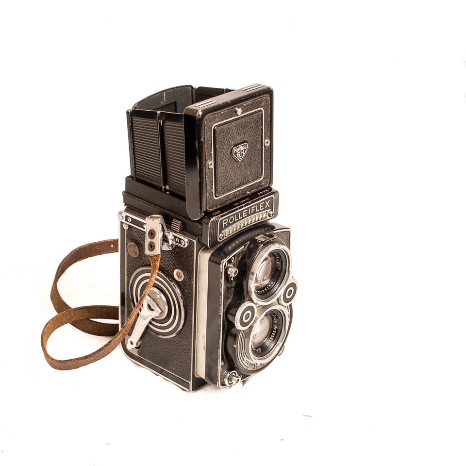 Rolleiflex 3.5 Planar