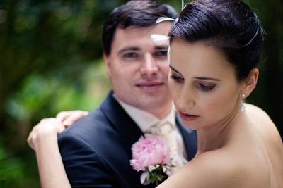 Wedding in Trebah Gardens Cornwall