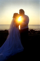 Sunkiss Bride & Groom in Cornwall