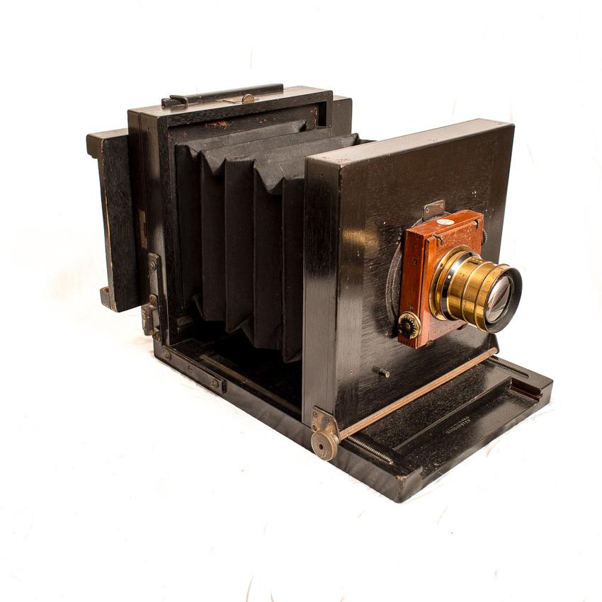 Billcliff Antique Plate Camera