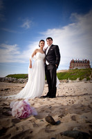 Wedding at Headland Hotel, Newquay, Cornwall, UK